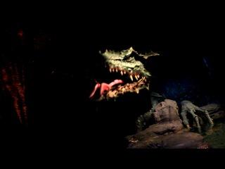 Пещера дракона в Дисней Ленде